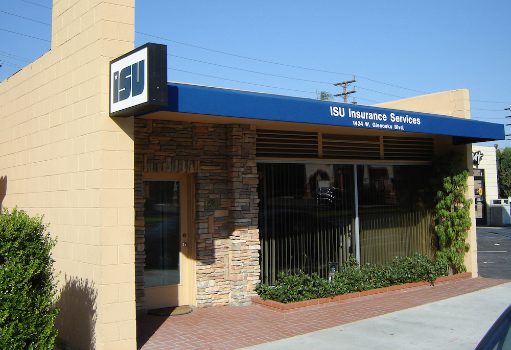 insurance agency Glendale, California